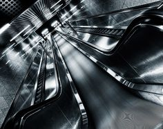 downstairs on the Behance Network #metal