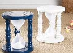 Time out stool Tutorial #diy