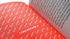 ZAB Anniversary Booklet | Thomas Manss & Company #infographics #design #anniversary #book
