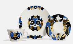 Porcelain JANINE REWELL #objects