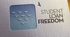 Logo and brand design for new startup company: Student Loan Freedom