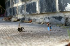 little_people_street_art_3 #miniature #diorama #art