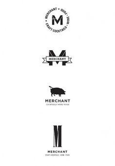 Merchant on Branding Served #logo