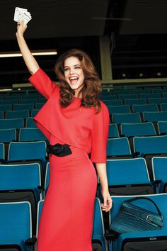 Barbara Palvin by Terry Richardson for Harpers Bazaar US #fashion #model #photography #girl