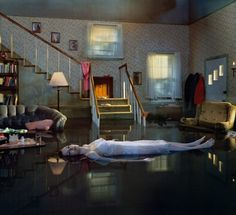 Photography by Gregory Crewdson #inspiration #photography #art