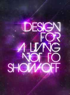 Design For A Living Poster and iPhone Skin on the Behance Network
