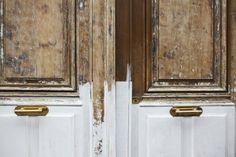 CRAFTED #wood #door
