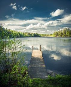 Majestic Natural Landscapes in Sweden by Christian Lindsten