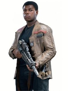John Boyega Star Wars The Force Awakens Jacket