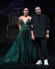 Kareena Kapoor Khan for Amit Aggarwal