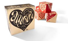 houseindustries #packaging #type #box #typography