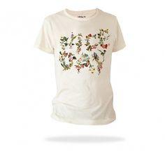 Francesc Moret #type #tee #flowers