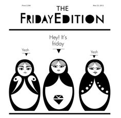 Dolls of the friday #illustration #design #graphic