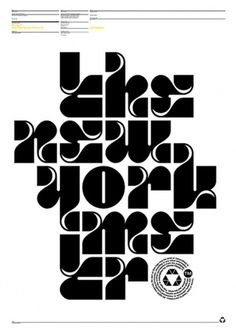 The New York Metro | Flickr - Photo Sharing! #official #new #classic #flickr #the #metro #york #typography