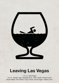 Merde! - stanpolito: 'Leaving Las Vegas' pictogram movie...