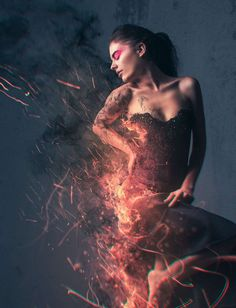 Creative Photo Manipulations by Anthony Hearsey