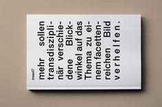 Trans 17, ten different covers | Studio Reizundrisiko, Contemporary Graphic Design, Switzerland #same #content #ten #10 #different #covers #cover #architecture