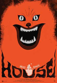 Hausu, Sam Smith #movie #film #poster