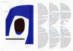 collage, type design