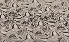 fox, pattern #pattern #fox