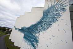 Mural Artworks by DALeast