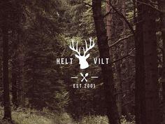 Jorgen Grotdal logos #logo #deer