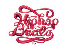 Typeverything.com - Hip Hop Beats by Jovan Velez.(Via TypophileGangsta) #type