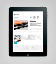 Göteborgstryckeriet on the Behance Network #sweden #gteborg #ipad #sverige #app