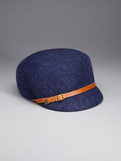 Genie by Eugenia Kim Bettina Wool Felt Cap #blue #hat #wool