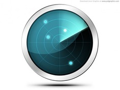 Radar screen icon (psd) Free Psd. See more inspiration related to Icon, Icons, Psd, Screen, Computers, Shiny, Computer screen, Radar and Horizontal on Freepik.