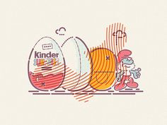The kinder surprise