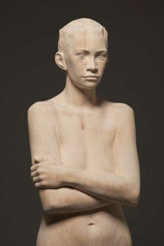 Mario Dilitz Sculptures 1 #wood #sculpture #art