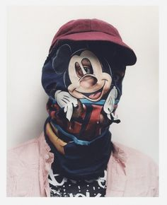 COLT + RANE #abstract #mickey #mouse #photography #fashion