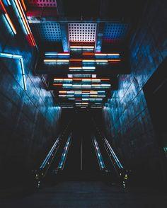 Stunning Urban Instagrams by Brandon Lindley