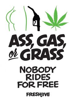 The Far Left #ass #gas #grass