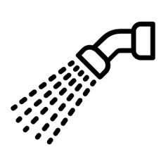 See more icon inspiration related to shower, bathroom, shower head, medical, hygiene, relax and holidays on Flaticon.
