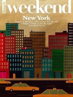 FFFFOUND! | design work life » cataloging inspiration daily #design #illustration #new york #inspiration