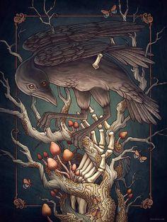 Digital Illustrations by Kate O'Hara