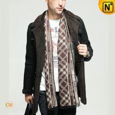 Urban Style Men Sheepskin Coat CW878261