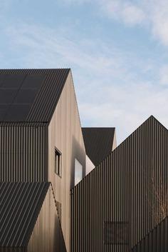 Urban Geometry of Copenhagen by Andrés Gallardo Albajar