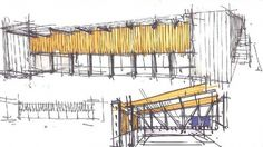 1292505850-drawing-01-1000x562.jpg (JPEG Image, 1000x562 pixels) #sketches #architecture #drawing