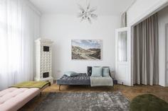 Apartment B Vienna / Destilat Architecture + Design