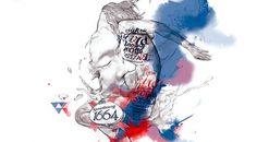 五代十國 - WUDAI SHIGUO #illustration #french #art