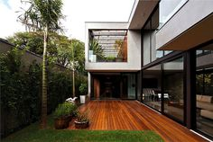 Luxury Vila Madalena with Smooth Indoor Decor modern luxury house #outdoor #facade #architecture #house