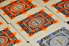 Facebook Design Coasters | The Graphic Works of Bernard Barry #print #letterpress #screenprint