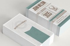 Graphic ExchanGE a selection of graphic projects #print #vintage #business card #stationery