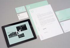 Macbeth Media Relations designed by This Is Studio #branding