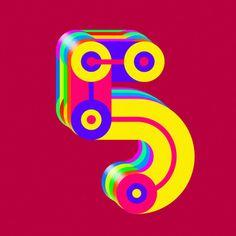 5 — 36 Days of Type