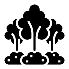 See more icon inspiration related to forest, ecology and environment, trees, woods, landscape and nature on Flaticon.