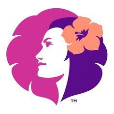 hawaiian air logo - Google Images #vector #air #hawaiian #logo #face #female
